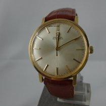 Omega Genève Zlato/Zeljezo 33mm Srebro Bez brojeva