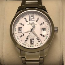 Ball Engineer II Arabic NM1020C-S4-WH 2017 pre-owned