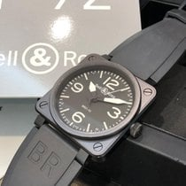 Bell & Ross BR 01-92 Steel 46mm Black Arabic numerals