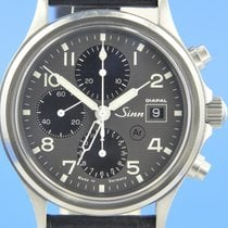 Sinn 358 Steel 42mm Grey