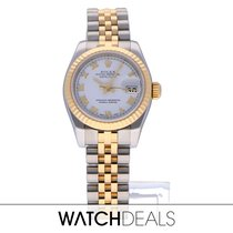 Rolex Lady-Datejust 179173 2008 occasion
