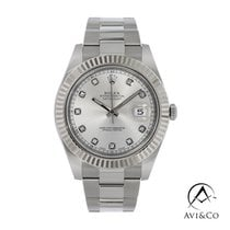 Rolex Datejust II 116334 2014 pre-owned