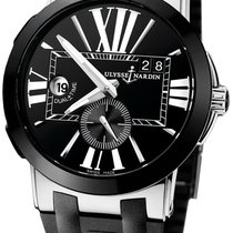 Ulysse Nardin Executive Dual Time 43 MM GMT Automatic