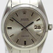 Rolex 6694 Stahl 1961 Oyster Precision gebraucht
