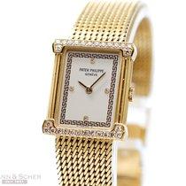 Patek Philippe Les Grecques Lady Ref-4632/001 18k Yellow Gold...