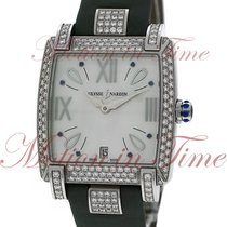 Ulysse Nardin Caprice Steel 34mm Mother of pearl Arabic numerals