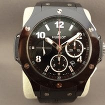 Hublot Big Bang Black Magic Chrono / 44mm