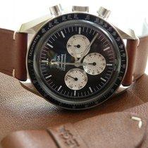 Omega Speedmaster Professional Moonwatch Acciaio 42mm Nero Senza numeri Italia, VICENZA - VI
