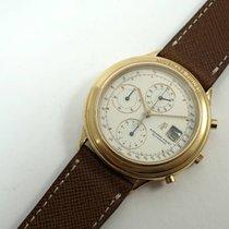 Audemars Piguet Huitième 18k rose gold chronograph c.1990's