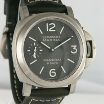 Panerai Luminor Marina 8 Days Titan