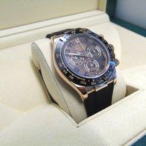 Rolex Daytona Golden Rose Chocolate Ref. 116515LN