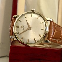 Omega Classic 1958 vintage mens mechanical gents watch + Box