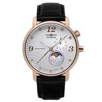 Zeppelin Reloj de dama Cuarzo nuevo Reloj con estuche y documentos originales