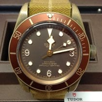 Tudor Heritage Black Bay Bronze 43mm - Box & Papers 2017