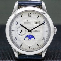 Zenith 03.1125.691/02.C496 Class Moonphase Grande Date SS (29950)
