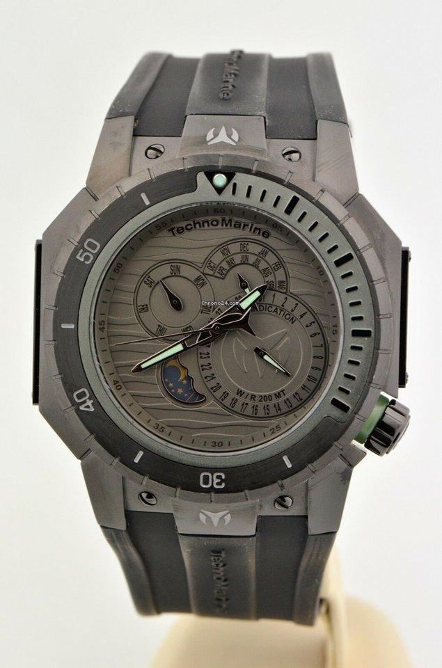 d657b95cbbcb Relojes Technomarine - Precios de todos los relojes Technomarine en Chrono24