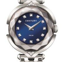 Century 26,2mm Quarz 632.7.S.MB2.16.SK neu