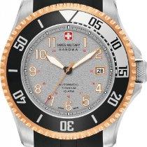 Swiss Military Stahl 05-4284.15.009 neu