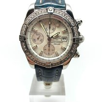 Breitling Chronomat Evolution Steel Mother of pearl