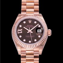 Rolex Lady-Datejust Rose gold United States of America, California, San Mateo