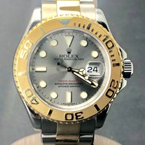 Rolex Yacht-Master 40 gebraucht 40mm Gold/Stahl