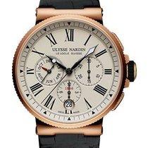 Ulysse Nardin Marine Chronograph 1532-150/40 новые