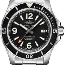 Breitling Superocean 44 Steel 44,00mm Black Arabic numerals
