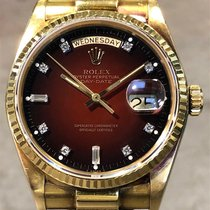 Rolex Day-Date 36 36mm Red