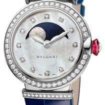 Bulgari Lucea White gold 36mm Mother of pearl