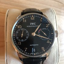 IWC IW500109 Steel 2011 Portuguese Automatic 42mm pre-owned United States of America, California, San Francisco