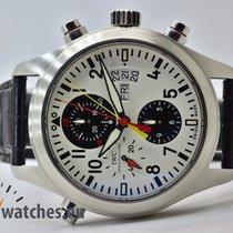 IWC Pilot Double Chronograph IW371803 2008 usato