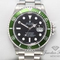 Rolex Submariner Date 16610LV 2004 rabljen