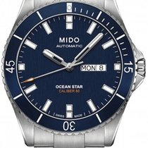 Mido Ocean Star M026.430.11.041.00 New Steel 42.5mm Automatic