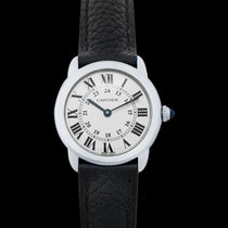 Cartier Ronde Croisière de Cartier new Quartz Watch with original box and original papers WSRN0019
