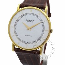 Sarcar Yellow gold 34mm Automatic A95109.J new