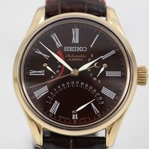 Seiko Gold/Steel 38mm Automatic 30A1363 pre-owned