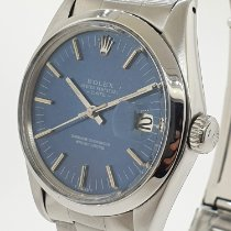 Rolex Oyster Perpetual Date Acero 34mm Azul Sin cifras Argentina, buenos aires