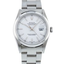 Rolex Datejust 16200 pre-owned