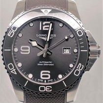 Longines HydroConquest Steel 43mm Grey Arabic numerals United States of America, Florida, Miami