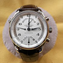 Longines Master Collection L2.717.4.78.3 2009 pre-owned