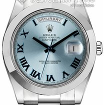 Rolex 218206 Platinum 2015 Day-Date II 41mm pre-owned United States of America, Florida, 33431