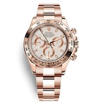 Rolex Daytona Rose gold 40mm White No numerals United States of America, New York, New York