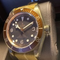Tudor Black Bay Bronze Bronse 43mm Brun Arabisk