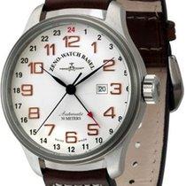 Zeno-Watch Basel OS Retro GMT Dualtime