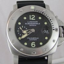 Panerai Luminor 1950 Submersible 1000m PAM 243/ Neuwertig