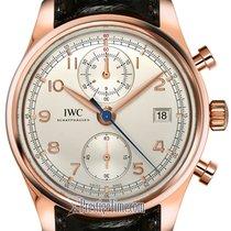 IWC Portuguese Chronograph новые
