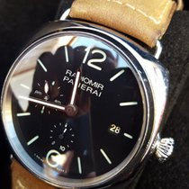 Panerai PAM00323 Staal 2015 Radiomir 10 Days GMT 47mm tweedehands