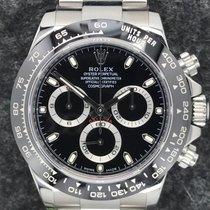 Rolex Daytona Keramiklünette, Ref. 116500 LN,  12/17, LC100.