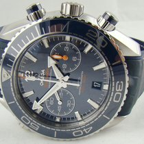 Omega Seamaster Planet Ocean Chronograph new 2020 Automatic Chronograph Watch with original box and original papers 215.33.46.51.03.001