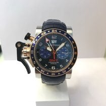 Graham Oversize Chronofighter GMT - New - Box & Papers